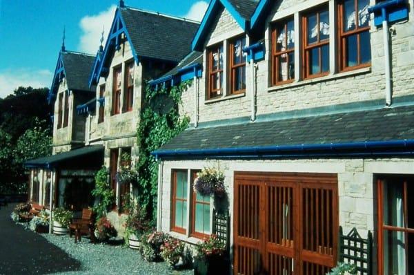 accommodation Scotland