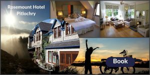 Book Rosemount Hotel Pitlochry
