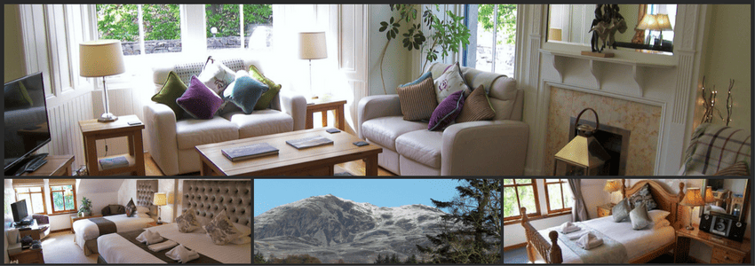 Accommodation in Pitlochry Perthshire