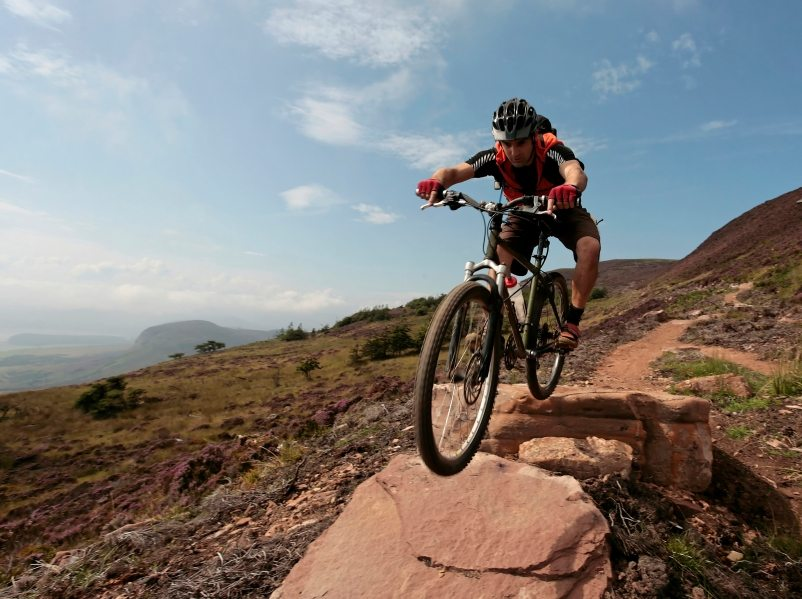 pitlochry cycling trips