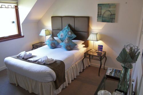 Regular accommodation Pitlochry