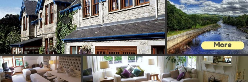 Rosemount Hotel Pitlochry More Details