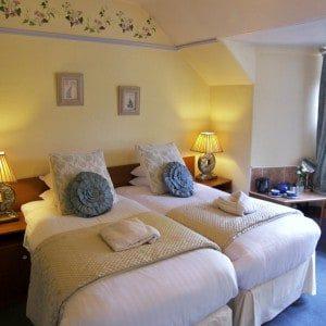 Rosemount Hotel Pitlochry Premium Double Twin
