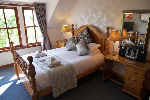 last minute hotel Pitlochry