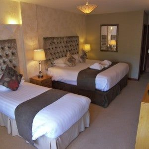 family hotel accommodation pitlochry