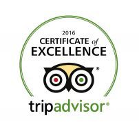 Rosemount Hotel Pitlochry Trip Advisor Certificate of Excellence