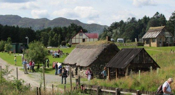 Scotland Hotel near the Highland Folk Museum Newtonmore