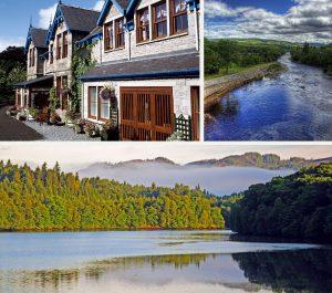 Scotland holidays pitlochry