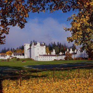 Blair Castle near Rosemount Hotel Pitlochry Scotland Pitlochry