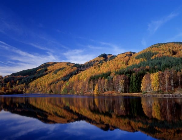 Pitlochry rooms for Autumn Breaks