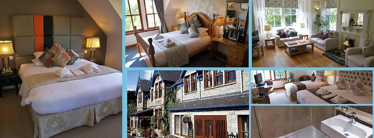 Scotland holidays at Rosemount Hotel Pitlochry