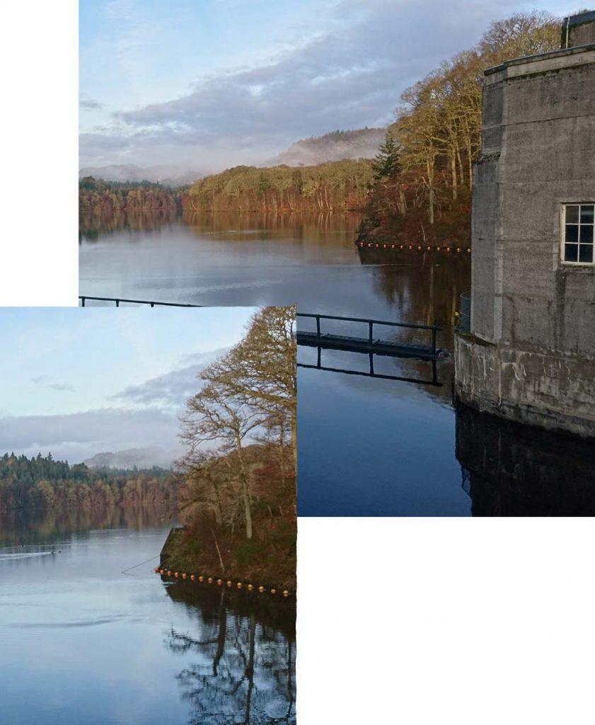 environmentally friendly Pitlochry Dam