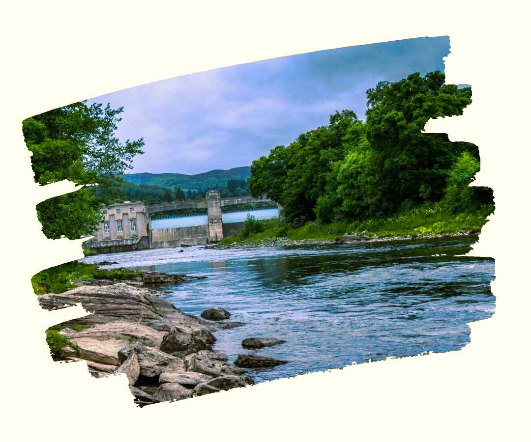 environmentally friendly holidays in Pitlochry