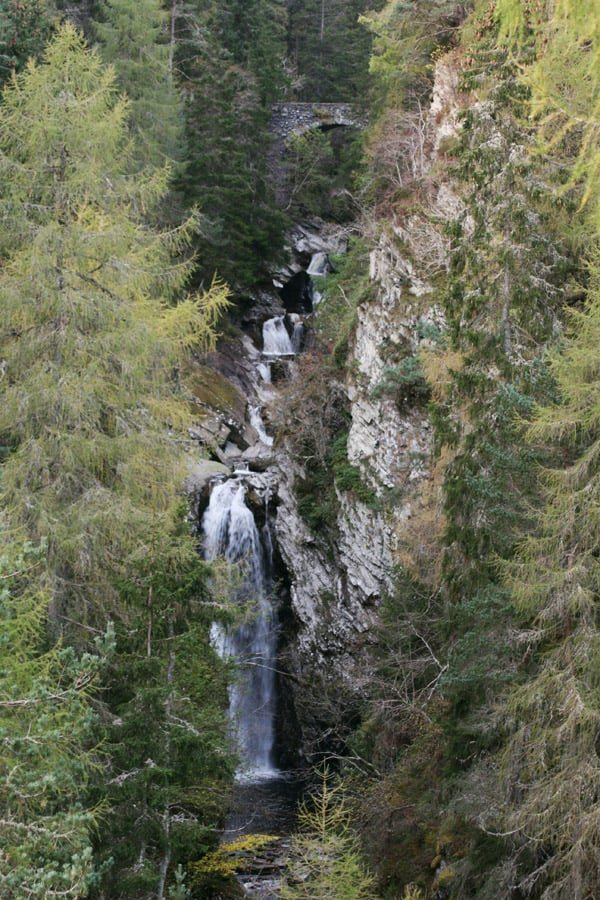 Falls of Bruar Pitlochry