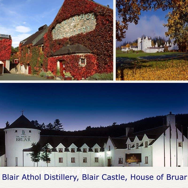 Pitlochry Scotland holiday
