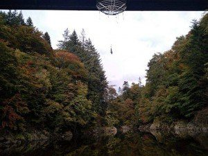Bungee Pitlochry