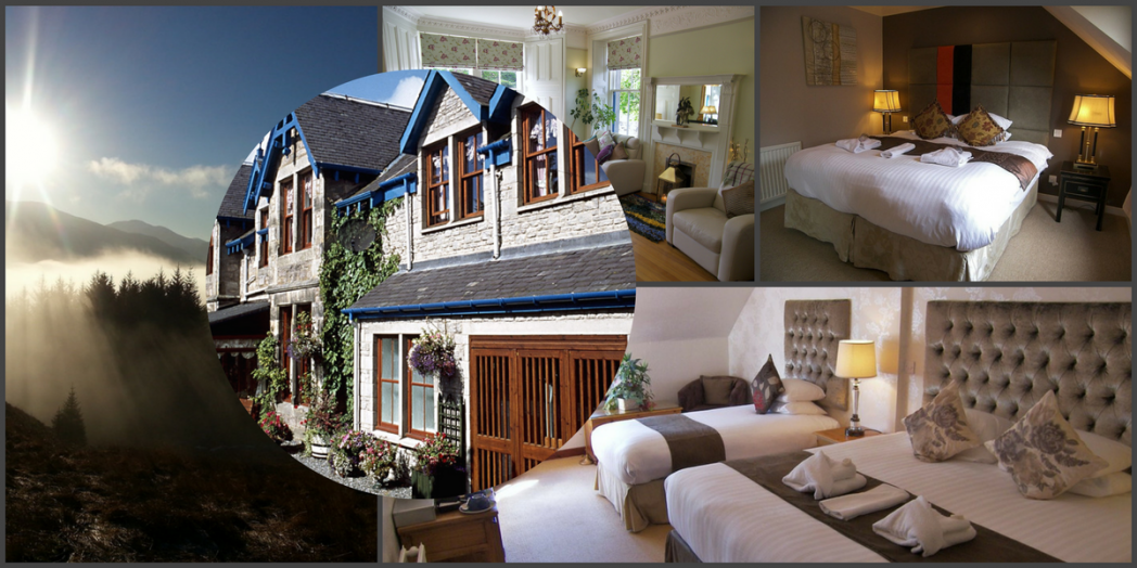 Pitlochry hotel deals scotland