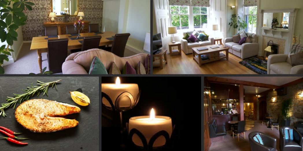 Dinner Bed Breakfast Scotland Hotels With Dinner Bed And