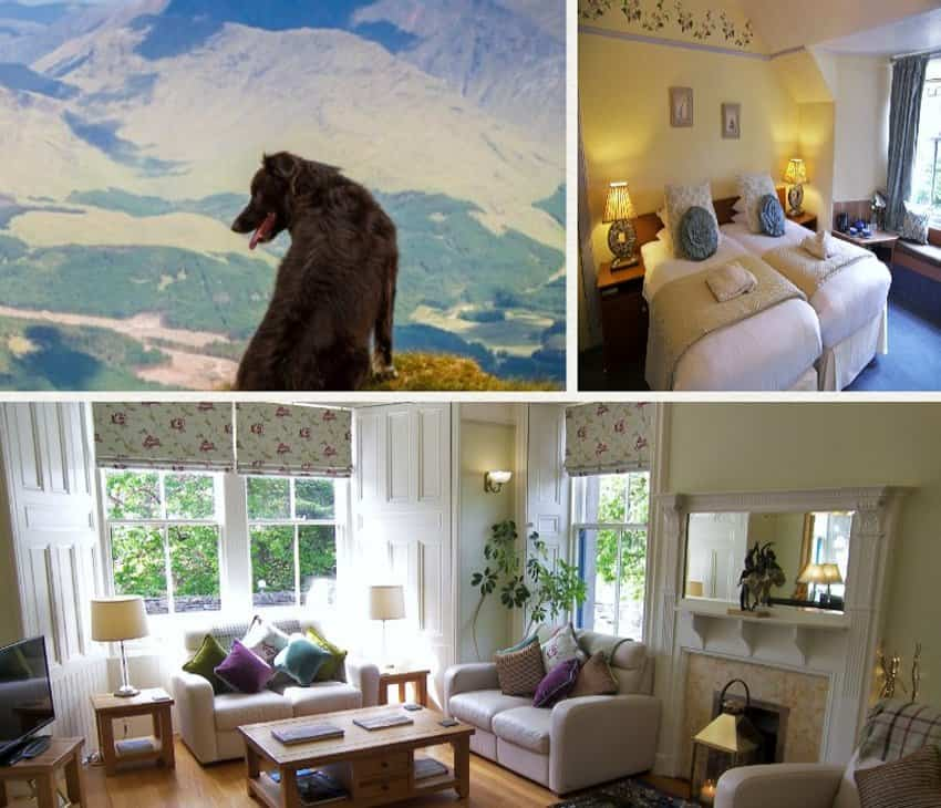 Hotels in Scotland Dog Friendly