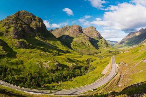 Hotel getaways scotland