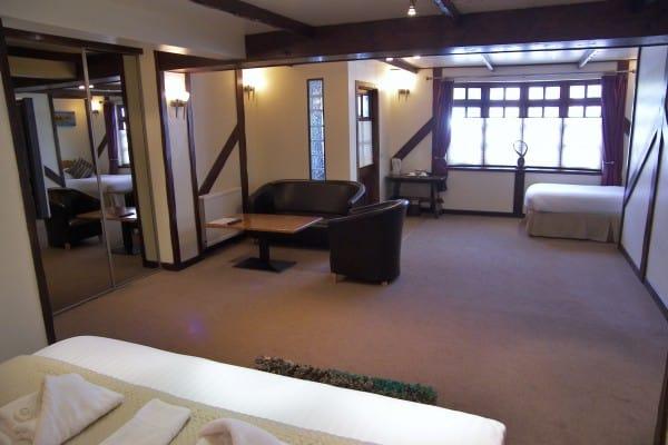 Ground floor suite north aspect