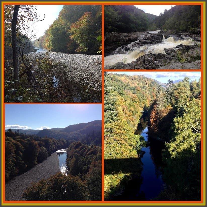 easter breaks Pitlochry