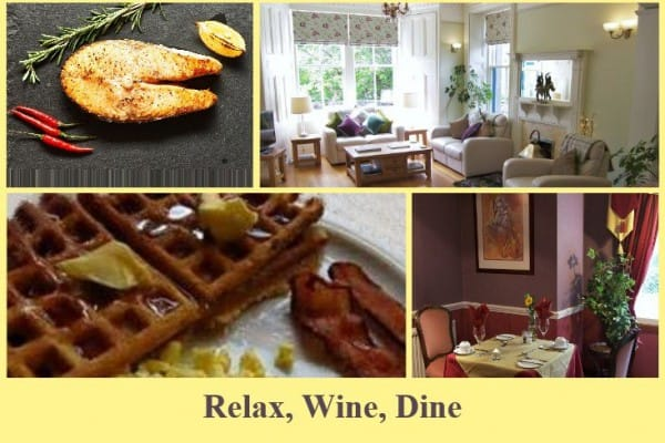 holiday accommodation pitlochry