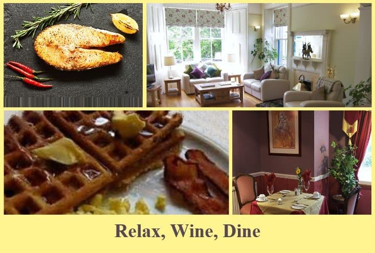 hotel accommodation pitlochry perthshire