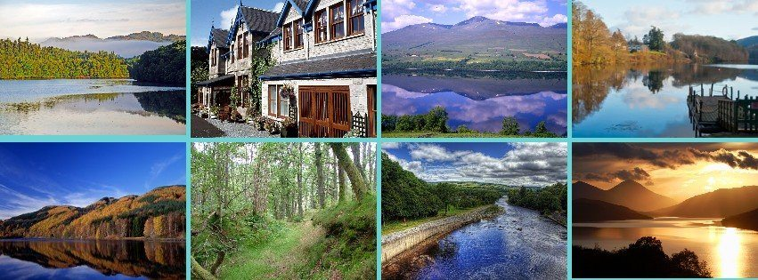 scotland places to stay