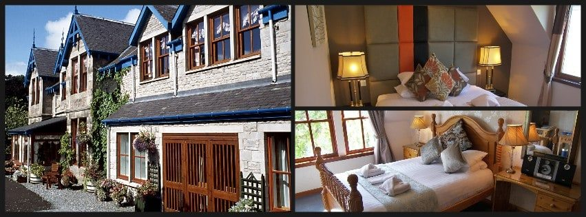 Booking Accommodation Pitlochry
