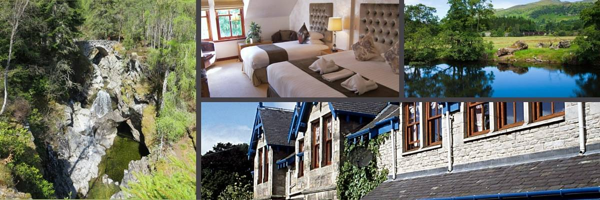 pitlochry accommodation scotland