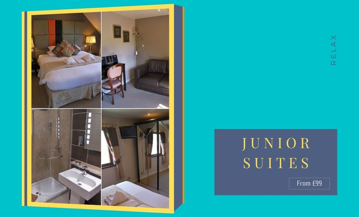 stay in pitlochry junior suites