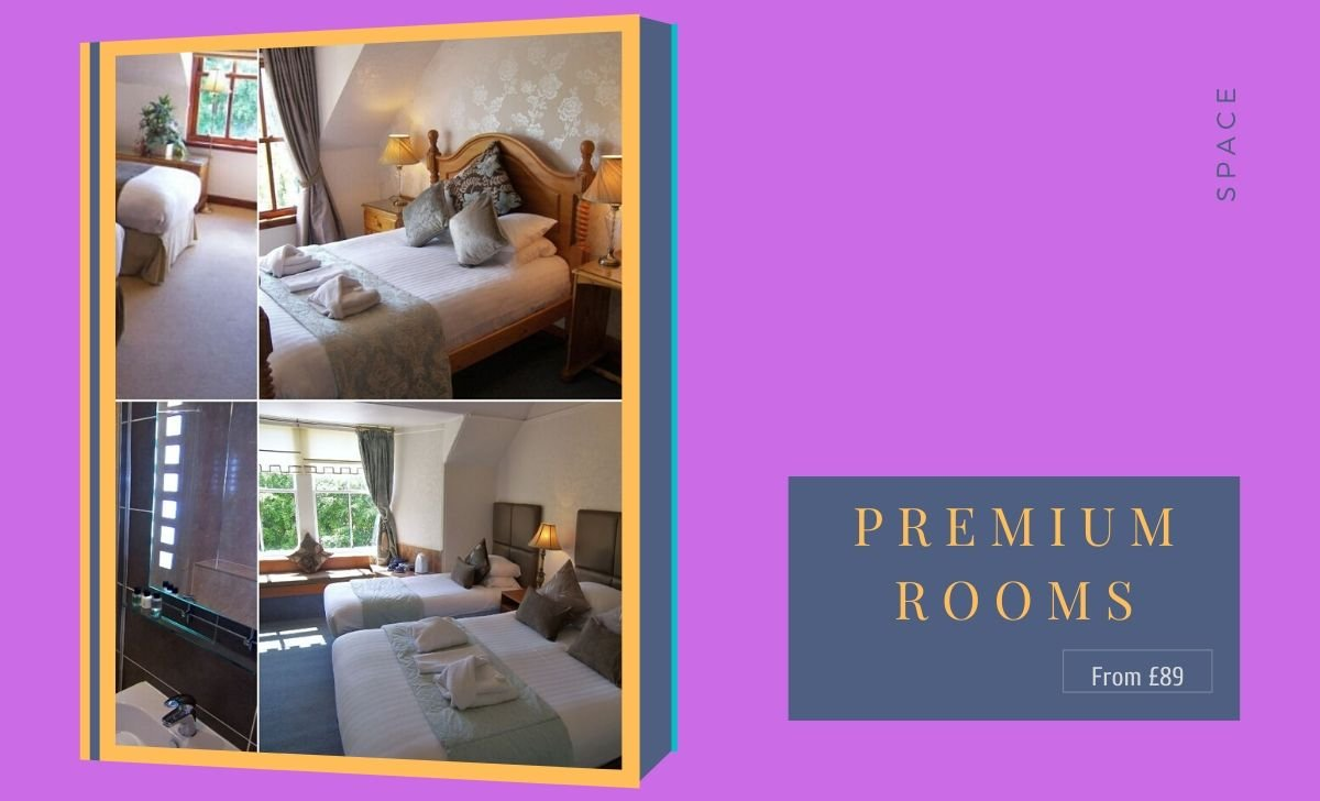 pitlochry accommodation premium rooms