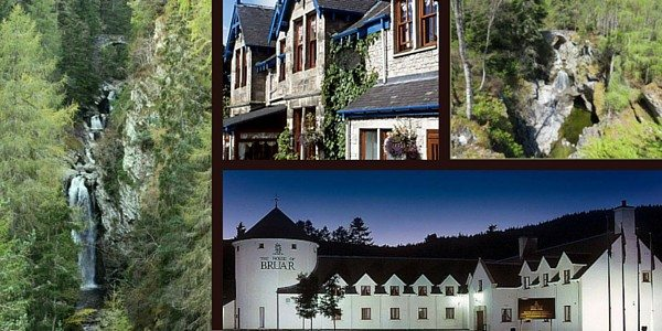 scotland holidays. Vist the House of Bruar from Rosemount