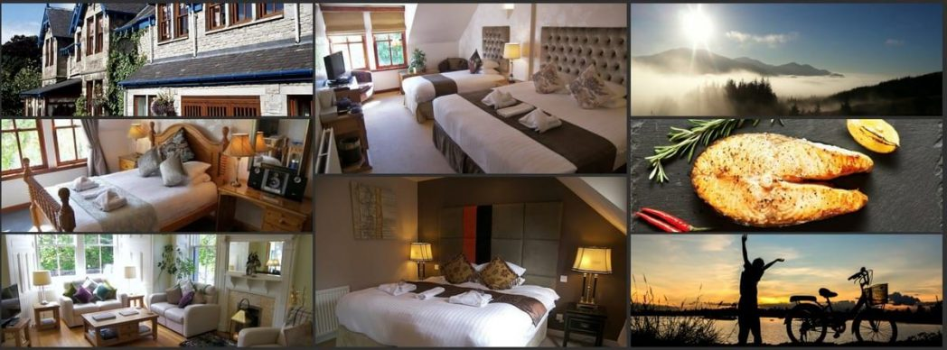 places to stay in Pitlochry