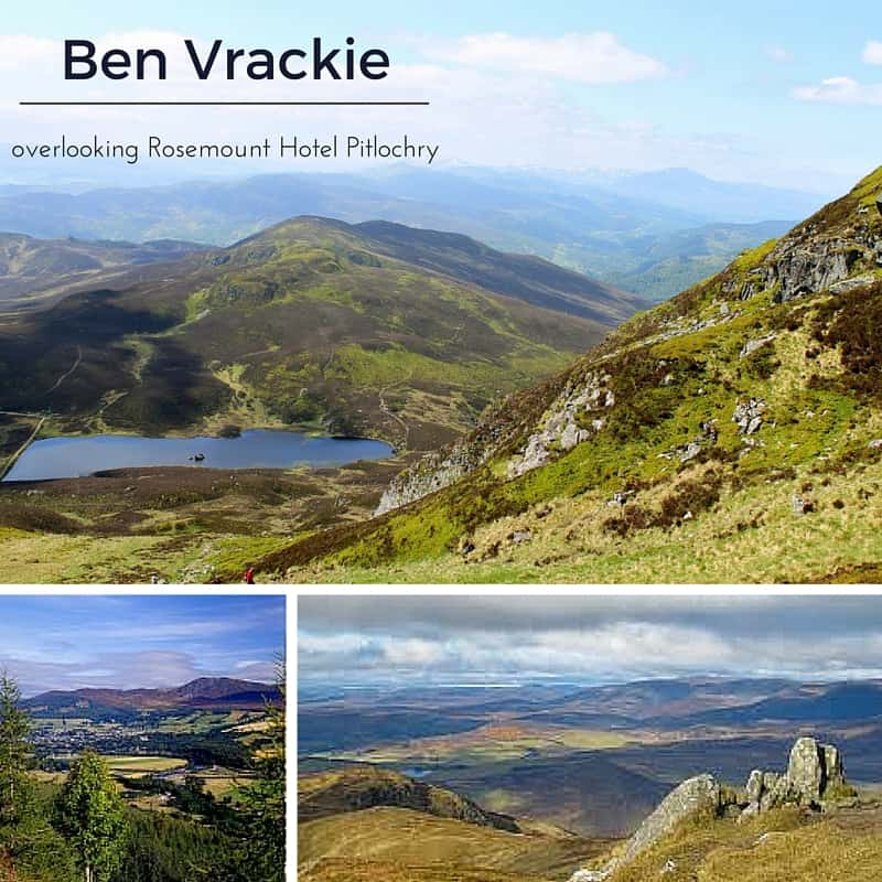 walking holidays Pitlochry
