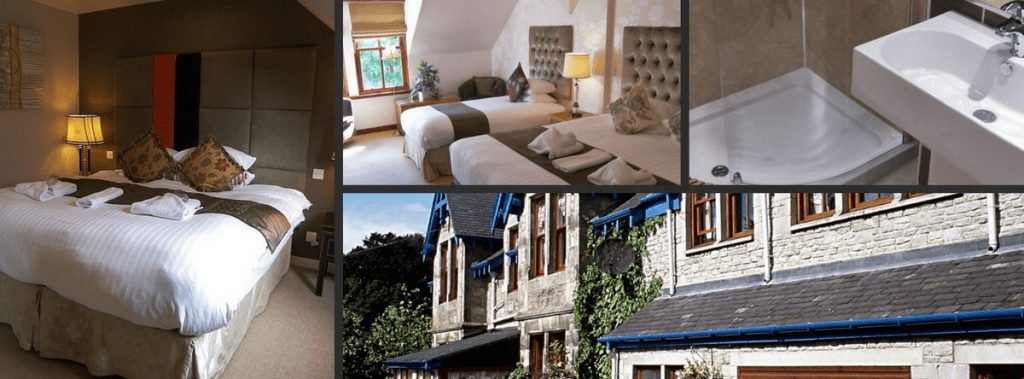 Hogmanay accommodation Pitlochry