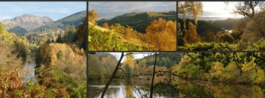 Last minute Autumn Breaks Scotland
