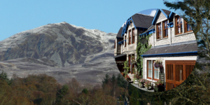 book hotel pitlochry