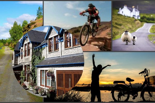 Perthshire cycling Breaks