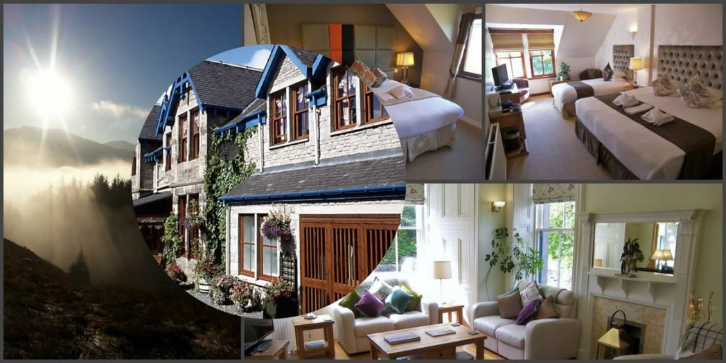 Cheap places to stay in Pitlochry