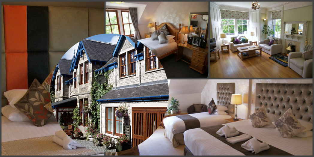 Accommodation in pitlochry perthshire hotels in for Small and friendly holidays