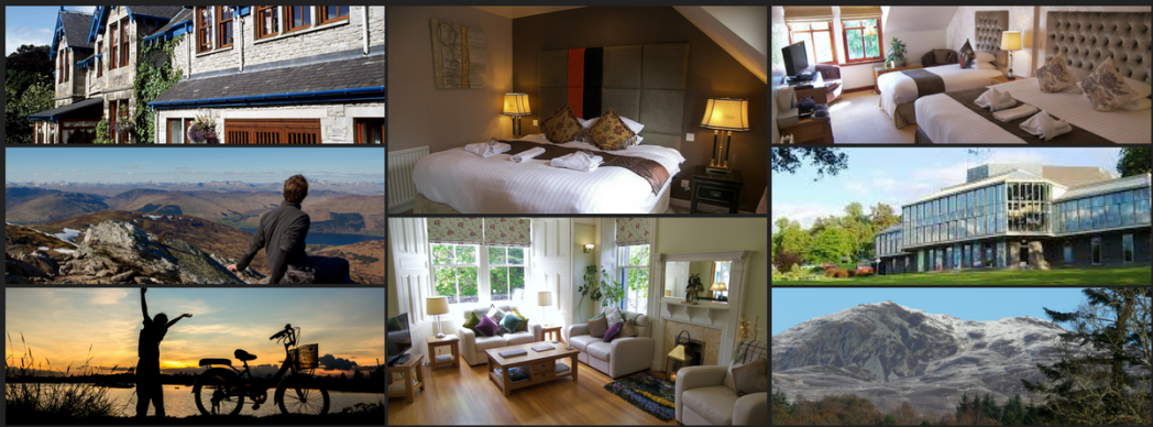 Pitlochry Hotel Accommodation