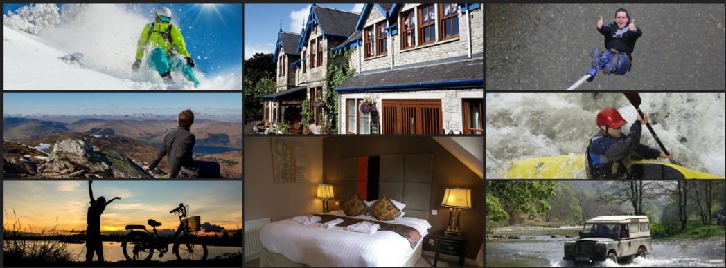 Pitlochry accommodation bed and breakfast