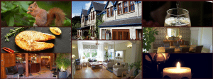 dinner bed and breakfast Pitlochry