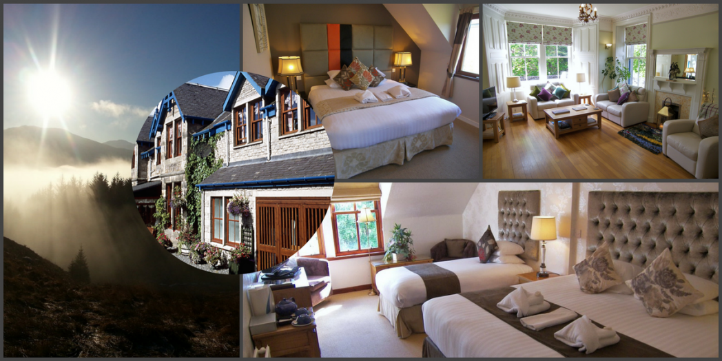 accommodation pitlochry