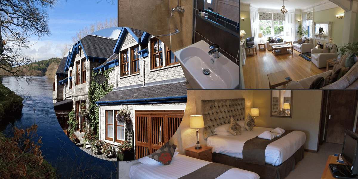 Hotel Accommodation in Pitlochry