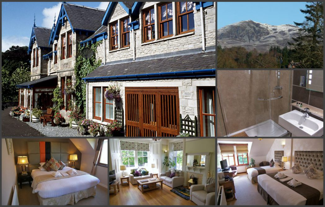 Pitlochry accommodation deals