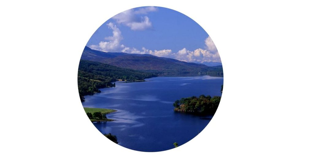 Queens View Pitlochry