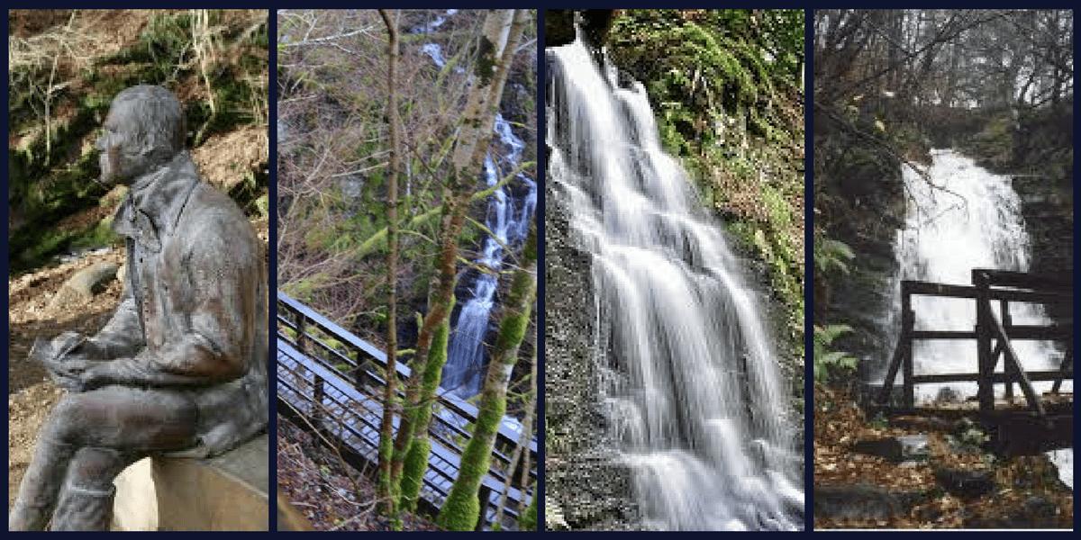 Birks of Aberfeldy near Pitlochry